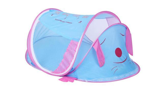 musique balle camping bb tente lit portable pliable ccri tente lit bb avec filet sommeil - Tente De Lit