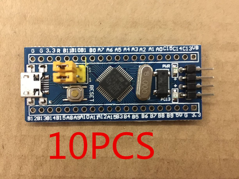 STM32F103C8T6 ARM STM32 Minimum System Development Board Module For Arduino Rasp