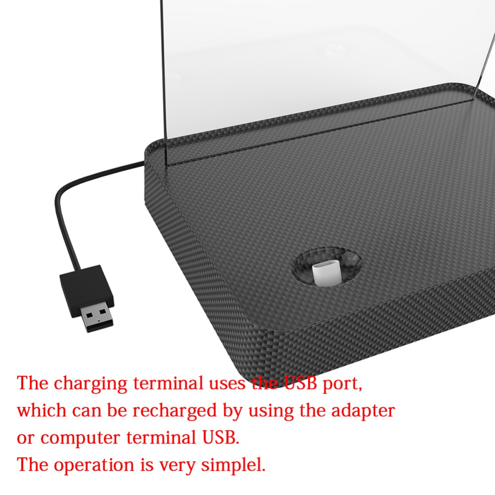 Controller wireless magnetic adsorption Charge Double Charging Station For HTC VIVE VR Controller Double Handle Desktop Charger