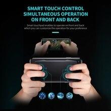 Умный геймпад MUJA, пульт управления сенсорной панелью, пугб, триггер, bluetooth-джойстик, пубг, управление играми, поддержка всех основных игр