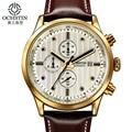 Ochstin esporte cronógrafo de quartzo dos homens relógios top marca de luxo à prova d' água relógio de pulso dos homens de negócios assistir relógio masculino hodinky