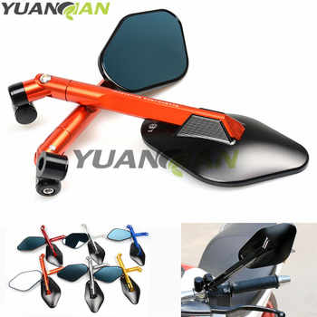 Motorcycle Mirrors motorbike moto CNC Rearview side Mirror Aluminum For KTM 390 690 SMC 950 200 125 1290 990 Super Duke R SMT SM - DISCOUNT ITEM  21% OFF Automobiles & Motorcycles