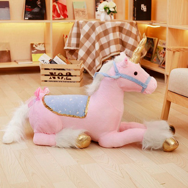 Large Cute Unicorn Soft Plush Stuffed Toy