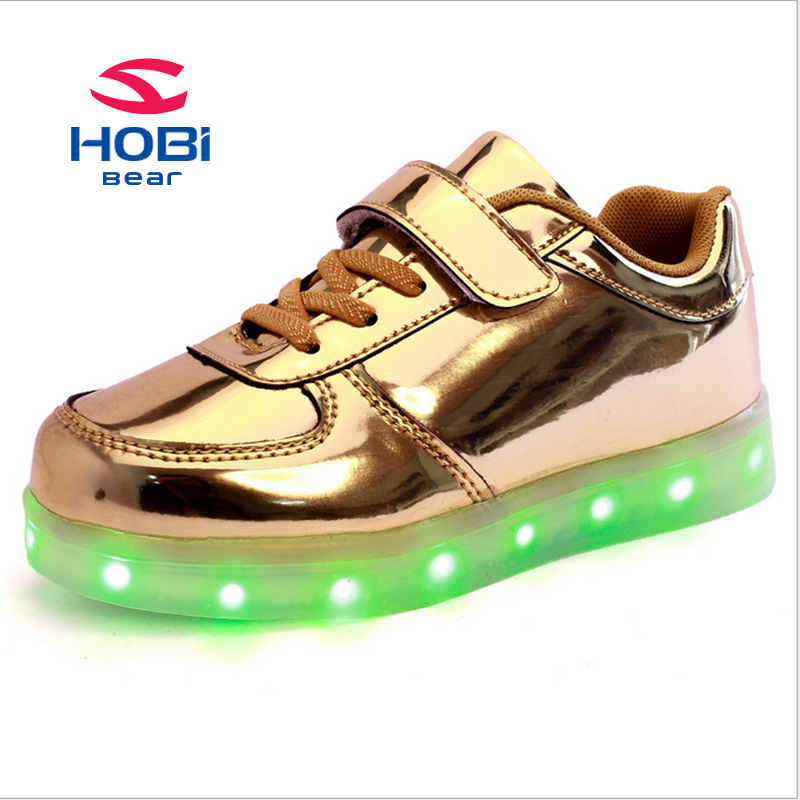 Men's Casual Shoes Men's Shoes Couple Lace-up Led Light Casual Luminous Casual Shoes Usb Charging Colorful Flash Shoes Quick-dry Breathable Sneakers Apr 8 High Resilience