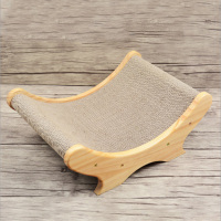 Cat Scratcher Wear Resistant Lounge Sofa Scratching Corrugated Cardboard Wear resistant Easy To Clean High Quality