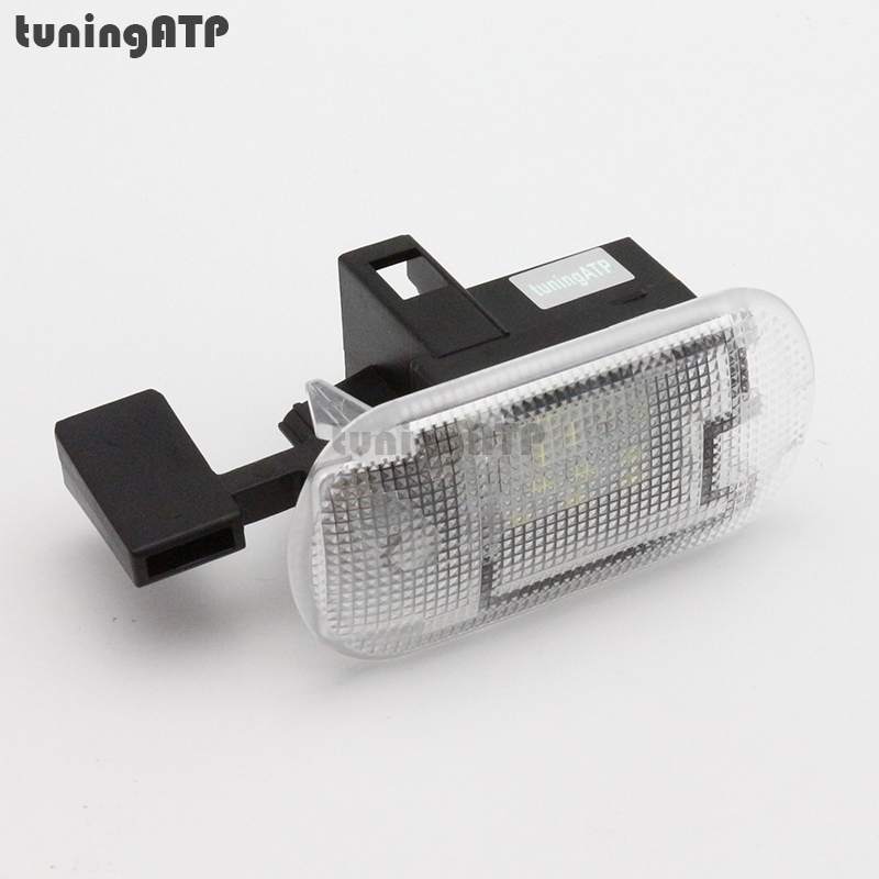 1x Bright White LED Glove Box Compartment Light Lamp for SKODA Octavia 1Z Fabia 6Y Superb B6 Yeti polaris x over glove