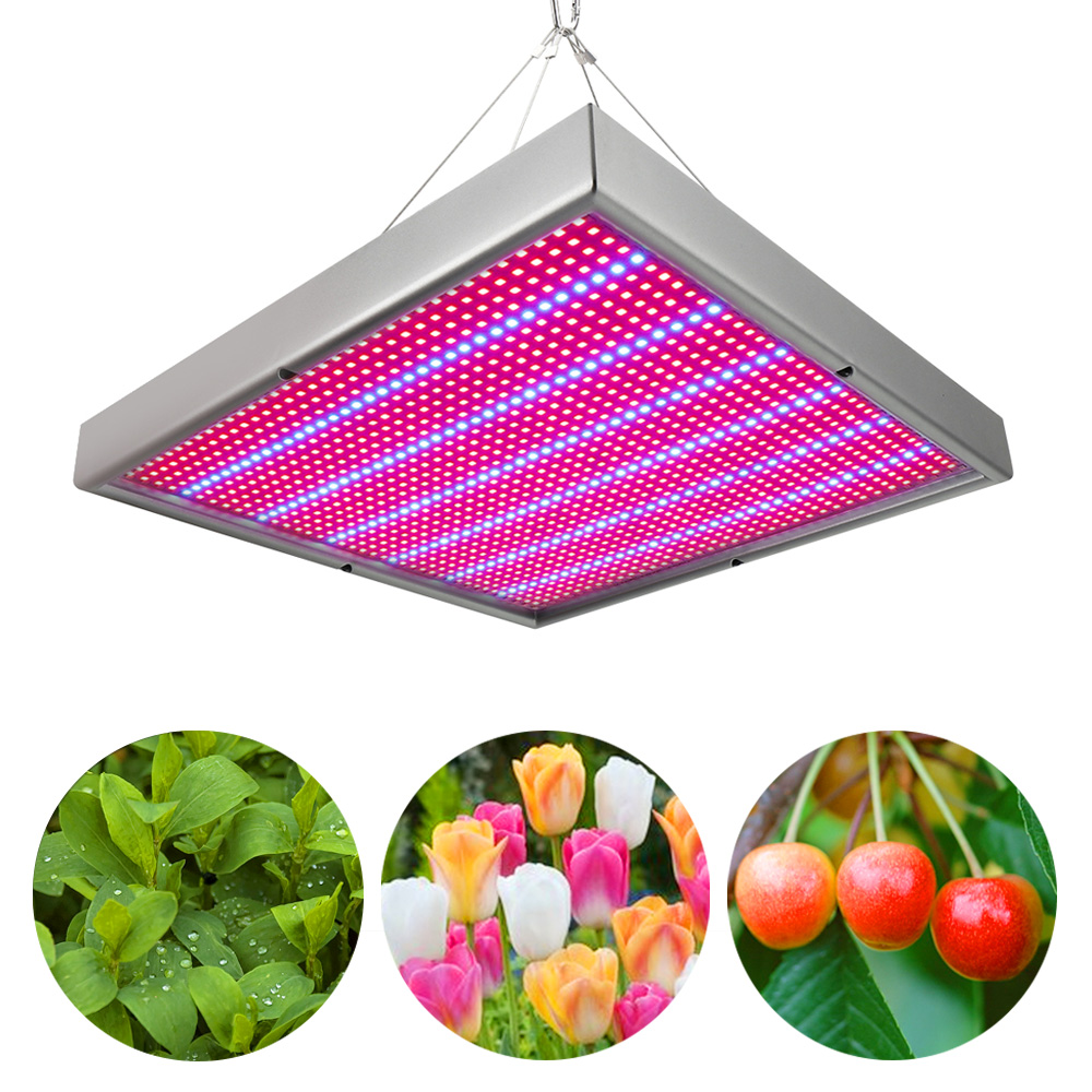 Hotsale 20W 120W Led Grow Light For Indoor Plants Tent Green House Vegs Aquarium Garden Horticulture And Hydroponics Grow/Bloom e5ql 188 aquarium decorative lifelike artificial soft water plants green black