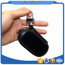 Accessories Leather Key Wallet Car Key Case Leather Key Holder For Audi A1 A3 A4 B6