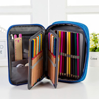 Multifunction School Pencils Case Large Capacity Pencil Pens Bag Holder Case Box Gift For Students Stationery