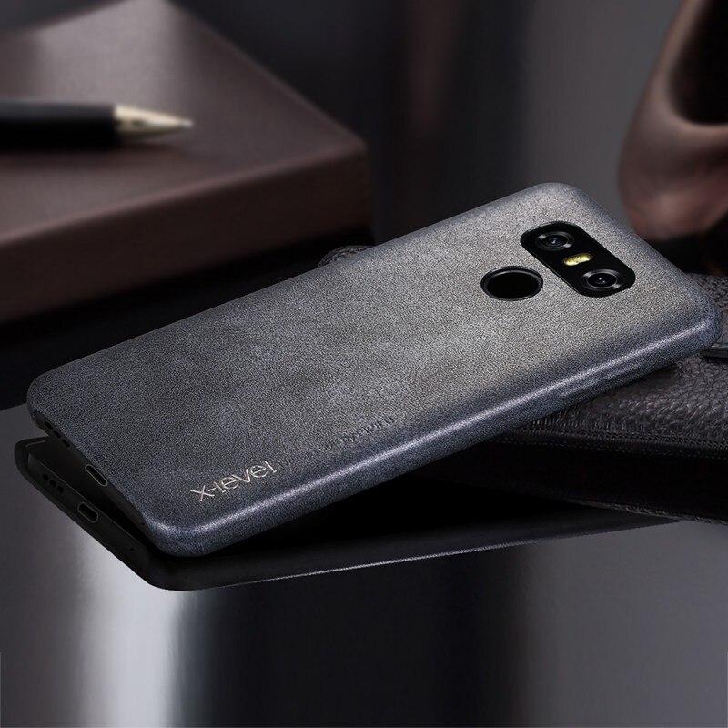 X-level ολοκαίνουρια δερμάτινη θήκη - Ανταλλακτικά και αξεσουάρ κινητών τηλεφώνων - Φωτογραφία 5
