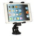 Adjustable Car Windshield Suction Mount Phone Holder Stand Cradle 6.5-14cm Width For iphone For ipad For Samsung Smartphone Tab