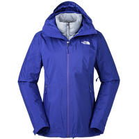 The North Face Hiking Women Goose Down Jacket Waterproof Warm Outdoor Three In One Camping Comfortable Breathable Coats 3KTP