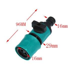 Image 2 - Wxrwxy Auto waschen schlauch leitungswasser gun adapter krane schnellkupplung Wasser bewässerungsventil ventil gartenschlauch leitungsadapter 1 stücke