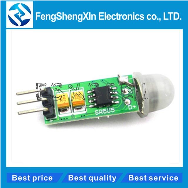HC-SR505 Mini sensing module body sensing mode SR505 mini-body sensor Human detection induction switch module