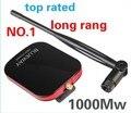 Blueway N9000 acesso gratuito à internet de Alta potência Long Range WiFi USB Adapter 150 150mbps com antena wi-fi 60dbi Wifi Decoder