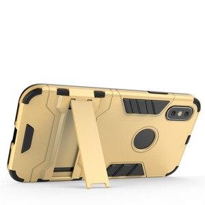 Image 3 - Carcasa de teléfono a prueba de golpes antiarañazos protección resistente para iphone xsmax xr 6 7 8 plus SE Dirt  cubierta trasera de tpu resistente