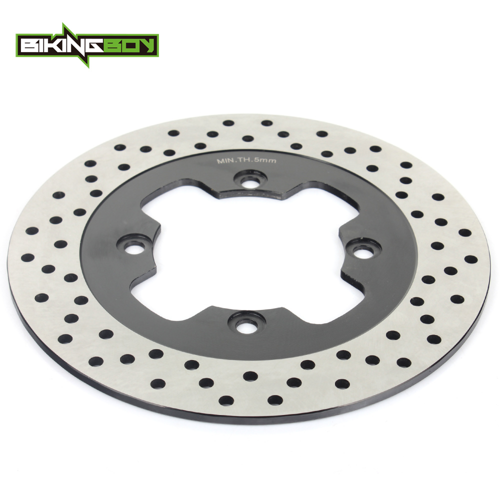 Rear Brake Rotor Disc For Kawasaki Ninja ZX 1100 ZX-11 D1-D9 93-01 ZZR 1100 01