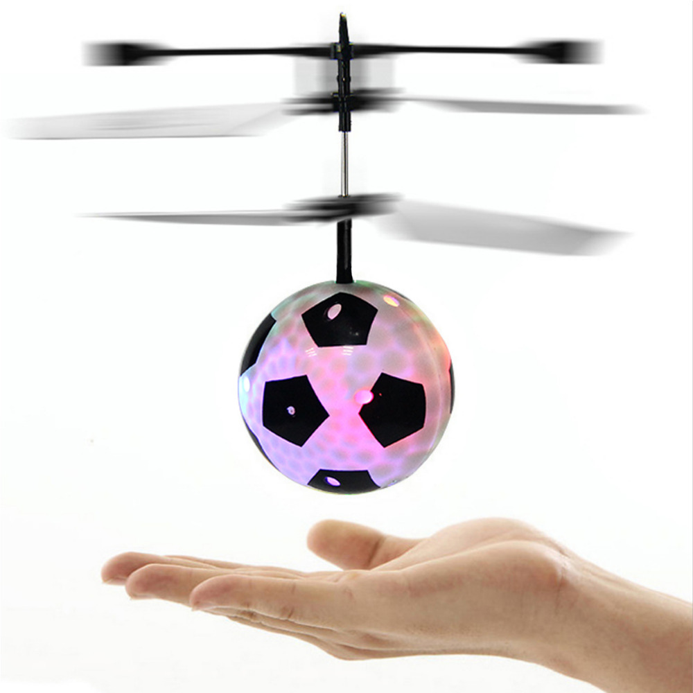Magic Hand Induction Electronic Aircraft Flash Remote Control Helicopter Children Induction Toys Free Shipping aircraft