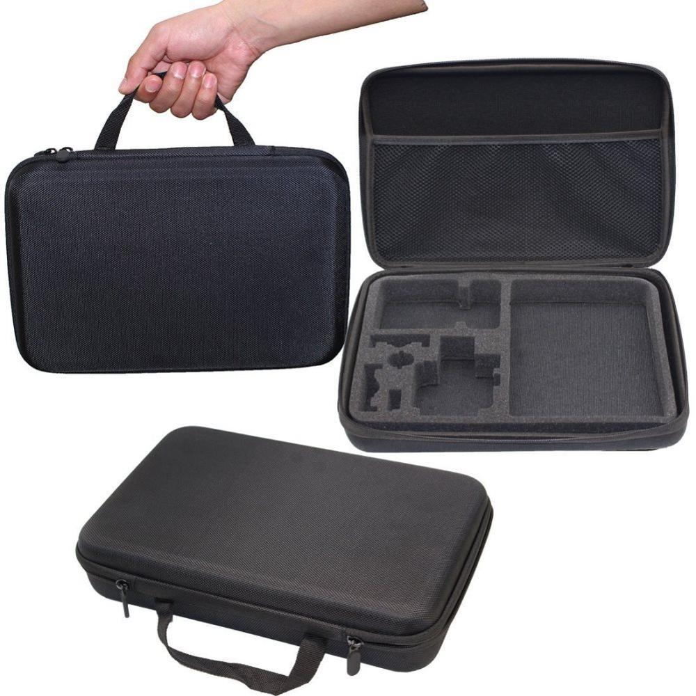 Gopro-accessories-set-go-pro-kit-mount-for-SJ4000-gopro-hero4-3-2-Black-Edition-SJCAM