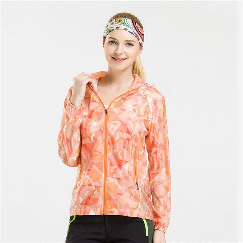 Couple Windbreaker Jackets Women Men Spring Summer Unisex Coats Women Plus Size Casual Sunscreen Clothing Ultrathin Rainproof 08