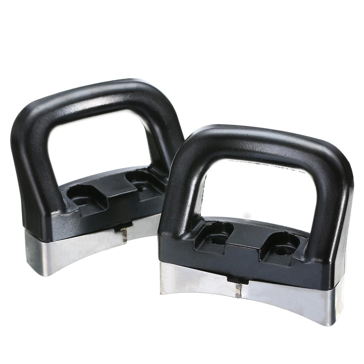 2pcs Replacement Steamer Side Handles Short Helper for Cooker Steamer Stockpot Pan Pot Cookware Accessories