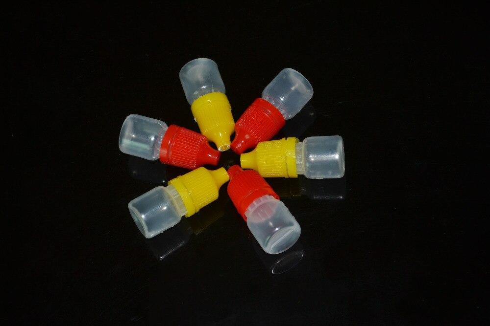 200Pcs/lot 2ML Liquid Separation Bottle Keep Travel Easy Carry Makeup Fluid Eye Drops Plastikflaschen 200pcs lot 2sa950 y 2sa950 a950 to 92 transistors