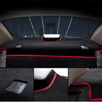 Taijs Car Rear Window Mat For Toyota 2014 Corolla Creative Style For Toyota Dust Proof Cushion