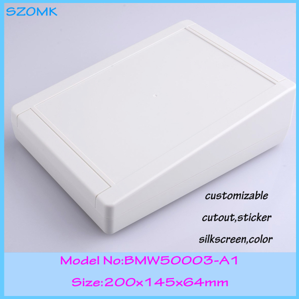 4 Pcs Lot Electrical Panel Box Outdoor Distribution Electronic Circuit Plastic Enclosure 200x145x64 Mm In Connectors From Home