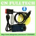 (3 pçs/lote) com Bluetooth! novo vci TCS CDP PRO plus 2015.1 Ou 2014. R2 Software + Caixa Da caixa por DHL Frete Grátis