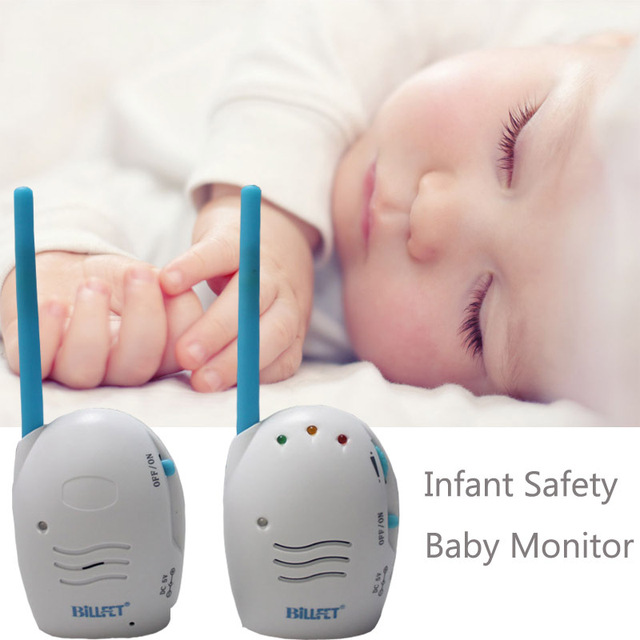 baby room safety high quality 24ghz audio baby monitor wireless radio nanny digital kids babysitter - Baby Room Monitors
