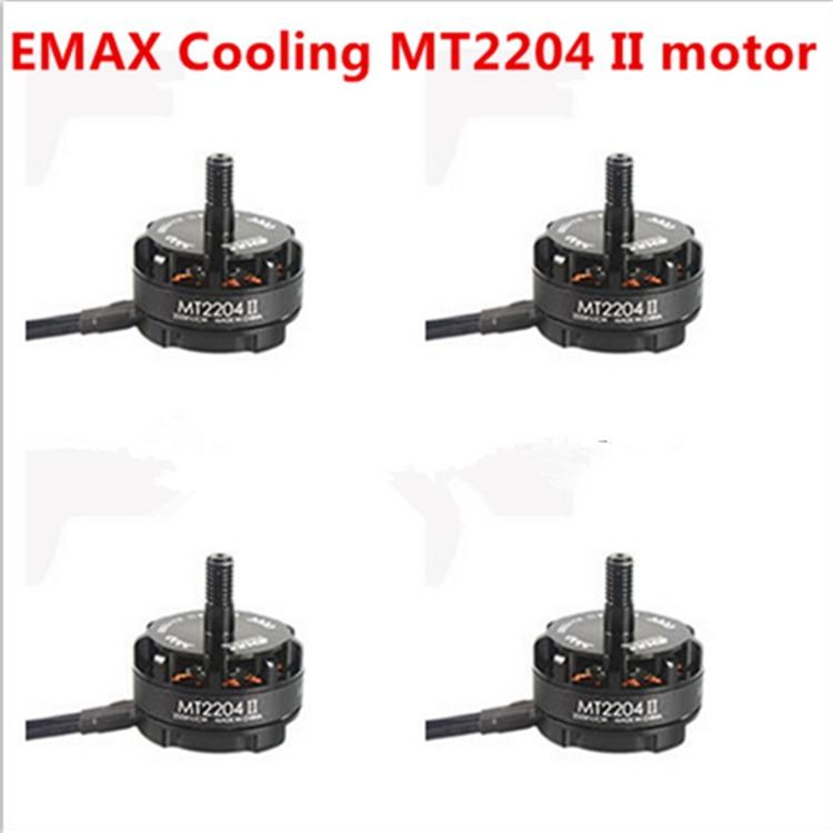 Aliexpress.com : Buy New 4x Emax MT2204 II 2300KV Cooling