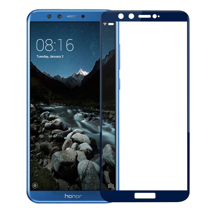 Protective Glass On Honor 9 Lite Light 9lite Screen Protector Tempered Glass For Huawei Honer 9 Lait Life Honor9 Trempe Verre 9H