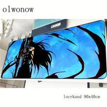 BLEACH mousepad 90x40cm Popular gaming mouse pad gamer mat best seller game computer desk padmouse keyboard