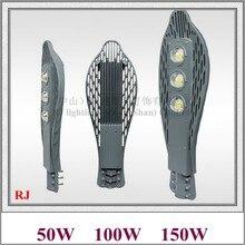 Светодиодный уличный фонарь дорожный свет Водонепроницаемый 50 Вт/100 Вт/150 Вт светодиодный уличный свет AC85-265V вход литой алюминиевый дельфин стиль RJ-LS-N