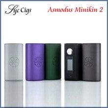 แท้Sigelei Asmodus Minikin 2 180วัตต์กล่องMod TempควบคุมTCบุหรี่อิเล็กทรอนิกส์Mods Vaporizer Vape
