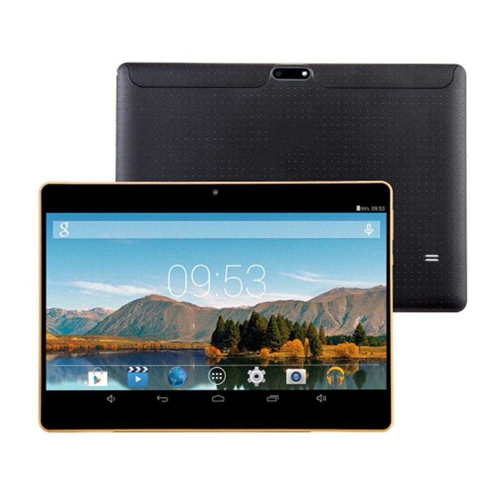 ZONNYOU plus récent 10 pouces tablette PC Quad Core 2 GB RAM 32 GB ROM tablettes double cartes SIM Android 5.1 appel téléphonique GPS 3G/4G LTE tablette PC