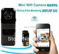 Новый мини-wifi IP беспроводные камеры видеонаблюдения видеокамеры для Android для iPhone PC оптовая продажа