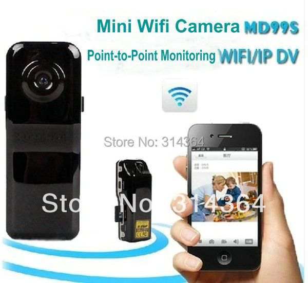 new mini wifi ip wireless cctv surveillance camera camcorder for android for iphone pc wholesale. Black Bedroom Furniture Sets. Home Design Ideas