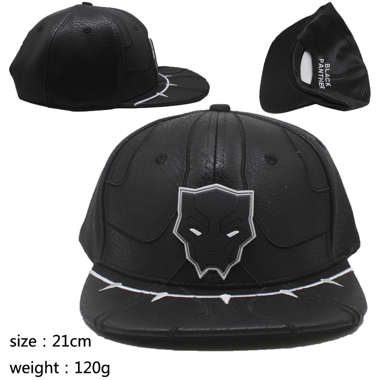 Cartoon Avengers Infinity War Black Panther leather hat fashion summer  baseball cap Hip Hop-in Baseball Caps from Apparel Accessories on  Aliexpress.com ... 63872069569