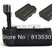BG-E2 BG-E2N эквивалентная батарея держатель для телефона+ 2 шт. BP-511 батареи для EOS 20D 30D 40D 50D цифровых зеркальных камер