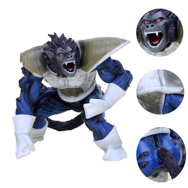 Dragon ball Z Super Figura CRIADOR x CRIADOR Ohzaru Vegeta Action Figure Anime Dragonball DBZ PVC Modelo Boneca de Brinquedo
