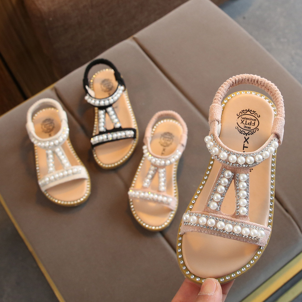 baby girl shoes Toddler Infant Kids Baby Girls Pearl Crystal Single Princess Roman Shoes sandalen meisje7.6ggbaby girl shoes Toddler Infant Kids Baby Girls Pearl Crystal Single Princess Roman Shoes sandalen meisje7.6gg