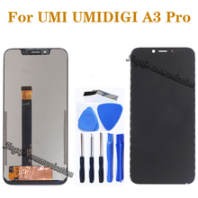 5.7 Original display for UMI UMIDIGI A3 Pro LCD display + touch screen digitizer assembly for UMI A3PRO mobile screen repair kit for umi x3 lcd display digitizer touch screen assembly by free shipping