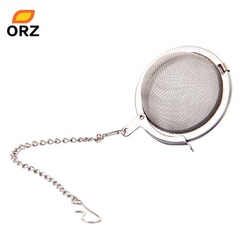 Tea Infuser Bag Stainless Steel by ORZ 1