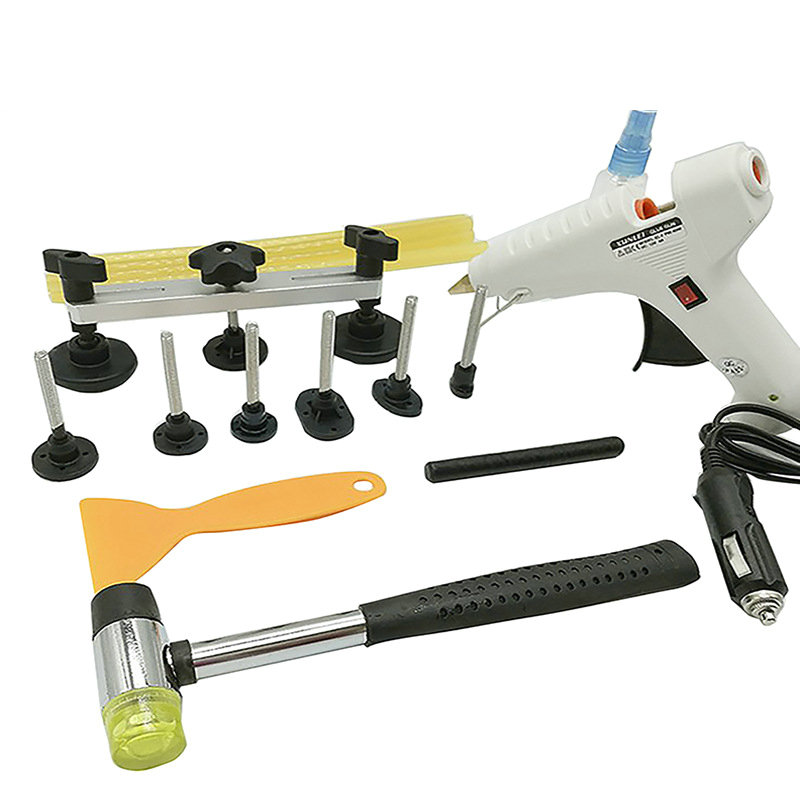 Vehicle Repair and Maintenance Tools 12V Glue Gun Tool kit For Repairing And Repairing Automotive Dents Tools Set