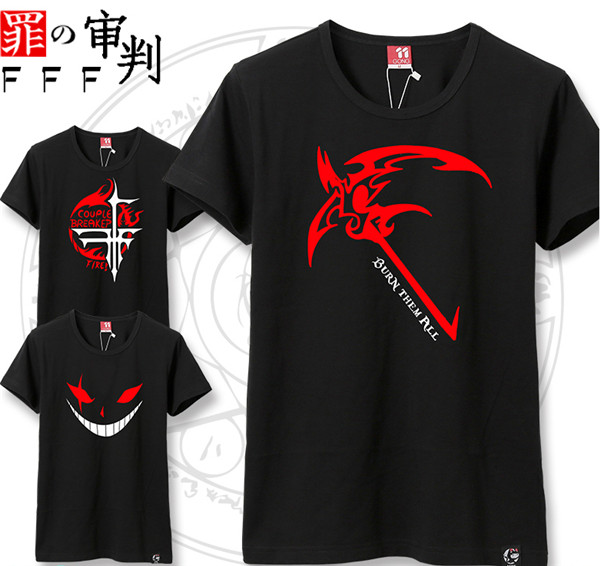 The Hot Light Novel FFF Group Heresy Trial Group Magician Black T Shirt Three Optional Free Shipping