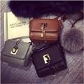 NEW!! 2016 women's messenger bags fashion Leather handbag Beauty Flap new summer small casual bag Crossbody shoulder bag