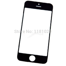 New Free shipping Front Glass Lens Touch Screen Digitizer For iPhone 4 4G 4S Replacemen White Black