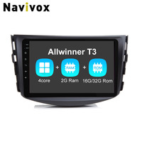 Navivox 8 2din Android 7 1 Car GPS Video Player For RAV4 RAM 2G High With