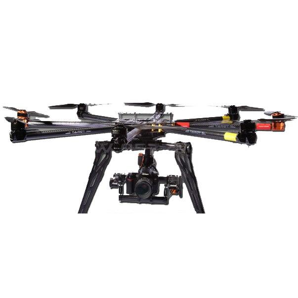 Таро ЖЕЛЕЗНЫЙ ЧЕЛОВЕК 1000 мм 8 Aix углеродного волокна Octocopter TL100B01 Мультикоптер для воздушных RC FPV Photography